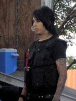 Ronnie Radke by TaniiSkull