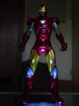 Iron Man Mark VI 1 by artEdrosa