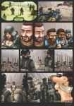 Kill Zone fan comic by Piter83