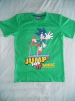 Sonic ''JUMP FOR IT'' T-shirt by BoomSonic514