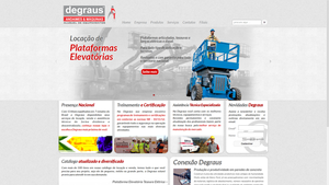 Degraus Novo Front by micheltaina