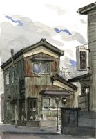 Niigata 05 - The Old House by olivier2046