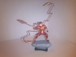 Custom Heroclix Iron Spider Miniature(July) by TotallyNotTheDevil