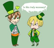 St Patricks by chaoticteapot