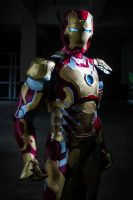 Iron Man Mark 42 by chongbit