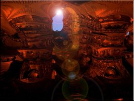 Halls of the Mountain Kings by FractalEdi