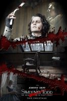 Sweeney Todd Idea 2 by graf-fx