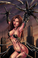 Witchblade Colors by Vulpes-Rex