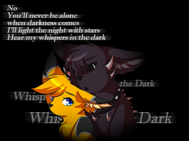 Whispers In The Dark by CrispyCh0colate