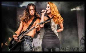 An Epica Moment by AmCreationss