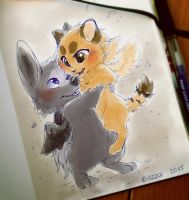 sketchbook03 by azzai