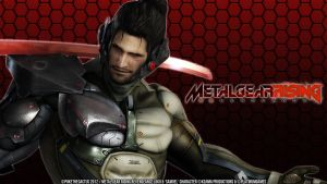 Metal Gear Rising - Samuel Wallpaper by PokeTheCactus