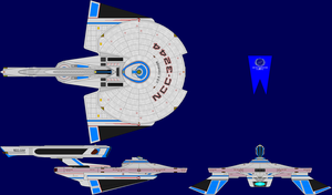 USS Charger Multi-View by captshade