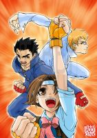 Rival Schools by beiron