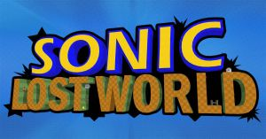 Sonic Lost World Fanmade Logo Design by KVKH