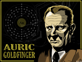 Goldfinger by DrFaustusAU
