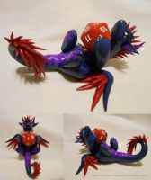 Blue Beast by ZeitgeistDragon