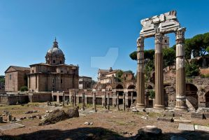Rome 281-11o by Haywood-Photography