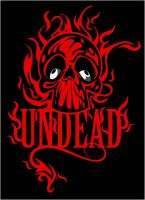 Simple Tee Design- Undead by deadspirit6