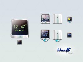 Armut Tablet icons by BlueX-Design
