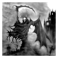 GRIM REAPER by Carcharadon