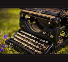 TypewriteR by MRBee30