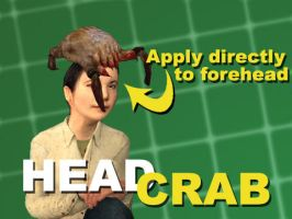 headCRAB by nireth