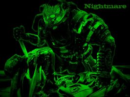 Halo Reach: Nightmare by purpledragon104