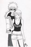 Loke and Lucy by Poefish