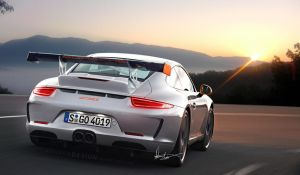2014 Porsche 911 GT3 RS by CarraraDesign