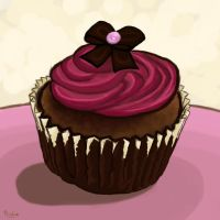 Cupcake by peroline