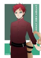 Gaara- The last movie by Pitukel