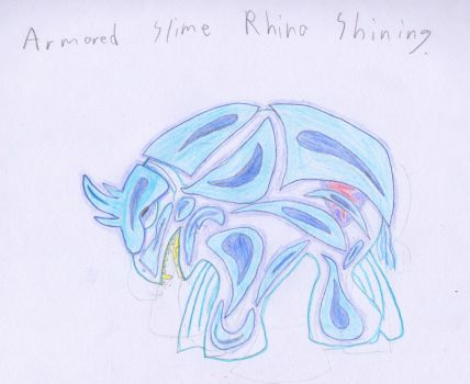 Armored Shining by 42ndchaos