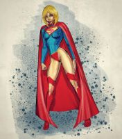 Supergirl by maxx0