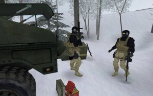 Operation Snow Storm- GMOD by Dust-Jin