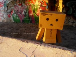 Danbo: the suburbs by eivven