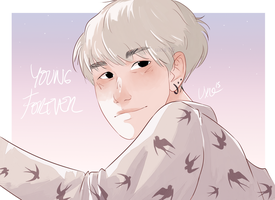 Young Forever - Suga by Uxia15