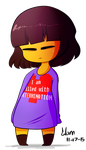 Frisk Go To Bed by Glamorsaurus