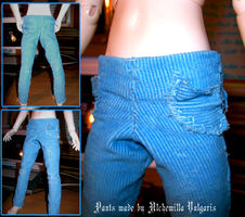 Arse Pants by AlchemillaVulgaris