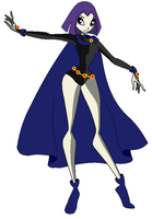 Raven winx style by winxgh