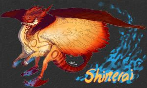 Dance: Shinerai by Black-Wing24