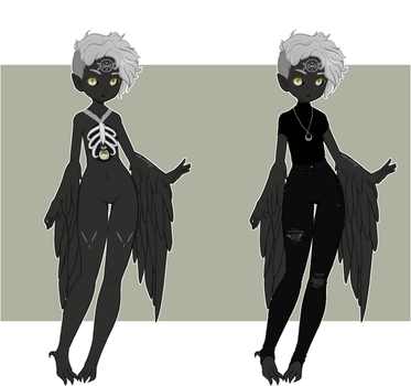 [CLOSED]VK: Aesthetic Adopt | Day 05 by SkyJynx