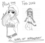 2 years of improvement by Aeriberri