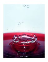 Drop of water by iAJK