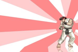 Ryu ps3 wallpaper by thephenomenal92