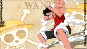 luffy gear second by nitz1401