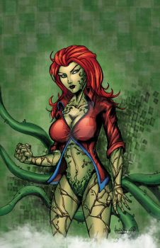 Poison Ivy colors by seanforney