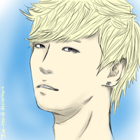 Gift: Bang Yong Guk by Jin-tan