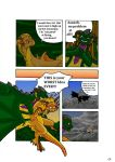 Astraphobia Page 3 by Wollfisch