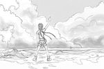 Saltwater Witch...again by the0phrastus